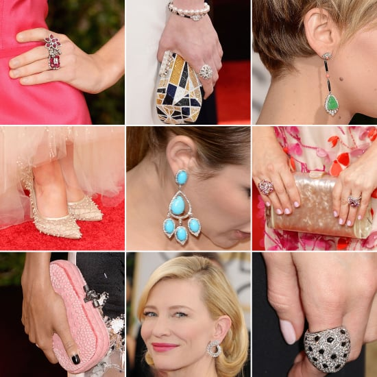 Golden Globes Accessories