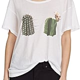 Wildfox Couture Hands Off My Succulents Tee ($77)