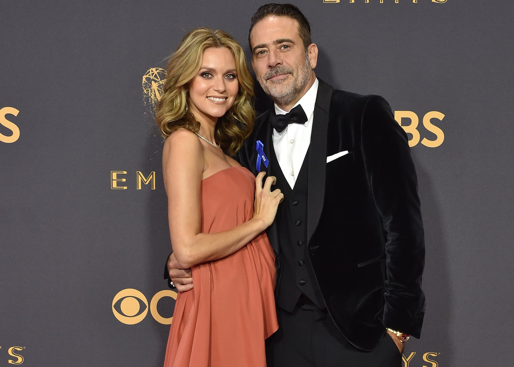 Is hilarie burton 39 s second child a boy or a girl for Jeffrey dean morgan tattoo hand