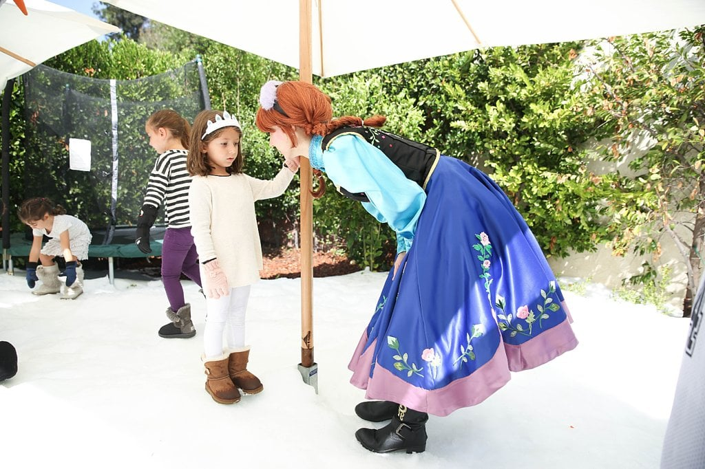 A Fabulous Frozen Fourth Birthday Party