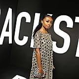 Skai Jackson Dior Backstage 2019