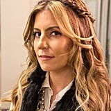Olivia Palermo's Boho Braid