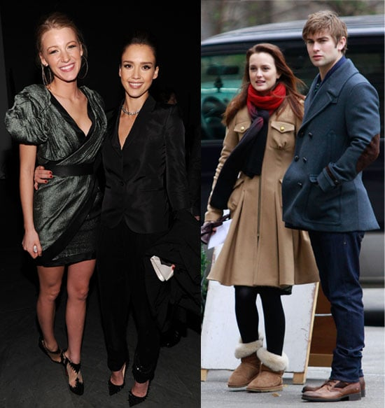 Pictures of Blake Lively, Gossip Girl, Jessica Alba