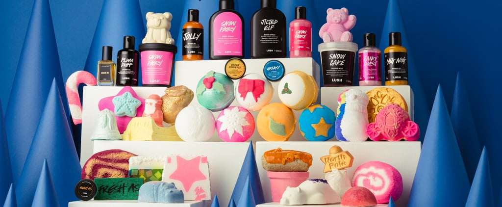 Get a Sneak Peek at Lush's 2021 Christmas Collection
