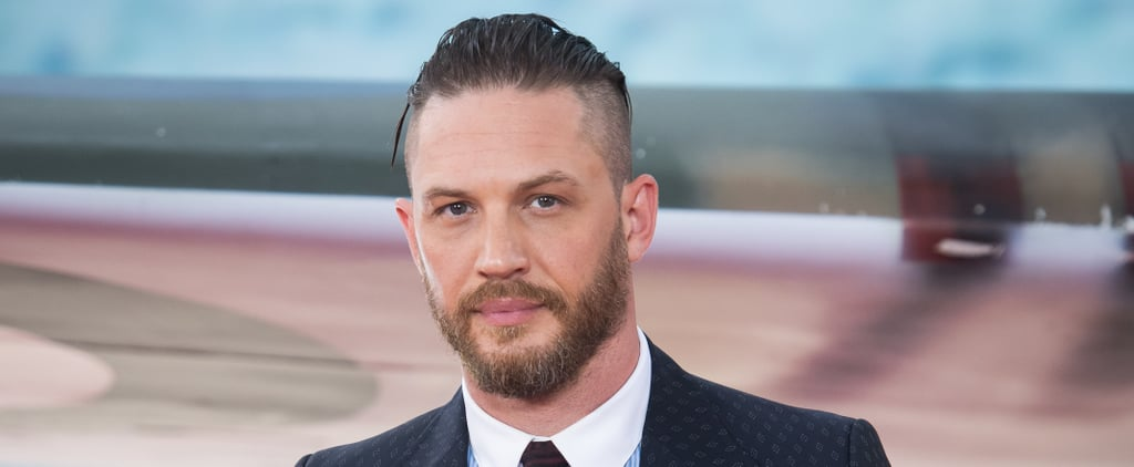 It's Official, Tom Hardy Is the Most-Fancied Man in Britain