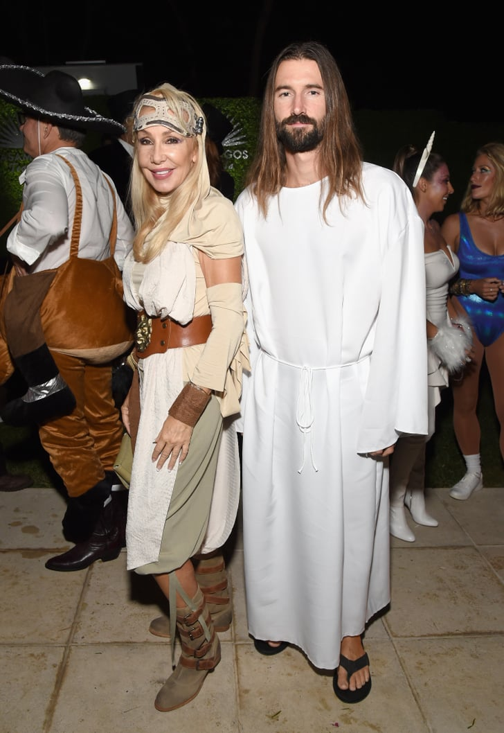 Sullivan Auto Group >> Linda Thompson and Brandon Jenner | Celebrities at Casamigos Halloween Party 2018 Pictures ...