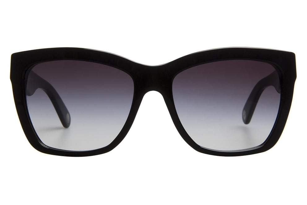 Oversize sunglasses are the surest way to add style to your look while hiding tired eyes. Throw this Dolce & Gabbana pair ($158) on as soon as you start deplaning.
