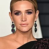 Ashlee Simpson at the 2019 Vanity Fair Oscar Party