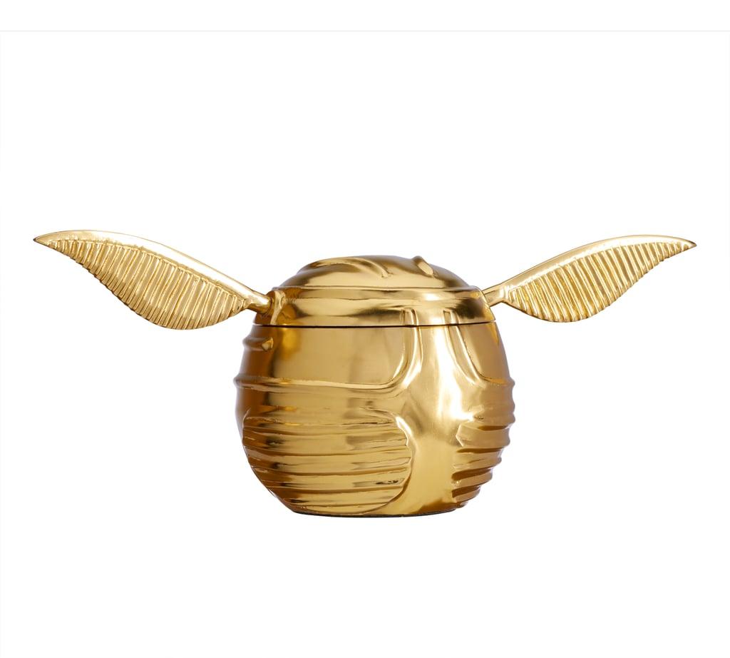 Golden Snitch Tidbit Bowl
