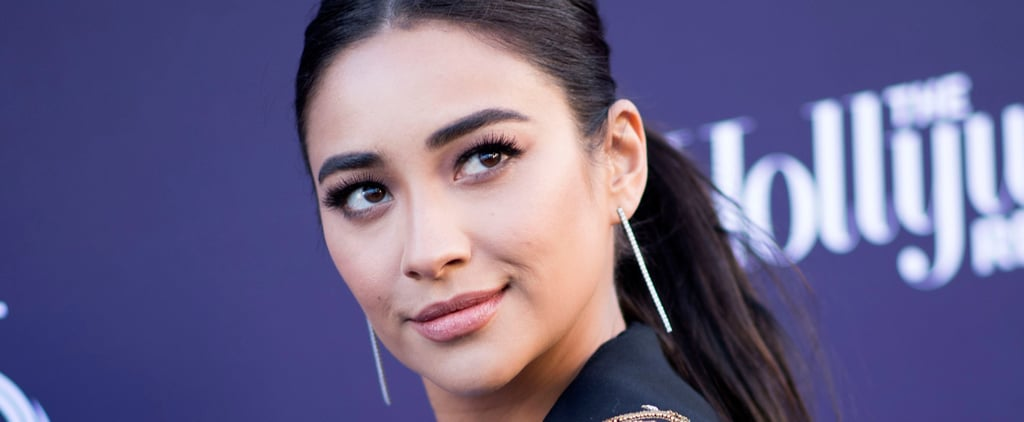Shay Mitchell Blonde Hair March 2019