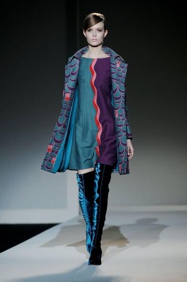 Fall 2011 Milan Fashion Week: Alberta Ferretti