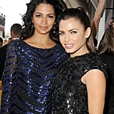 Camila Alves and Jenna Dewan