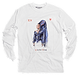 Beyoncé King of Hearts Long Sleeve