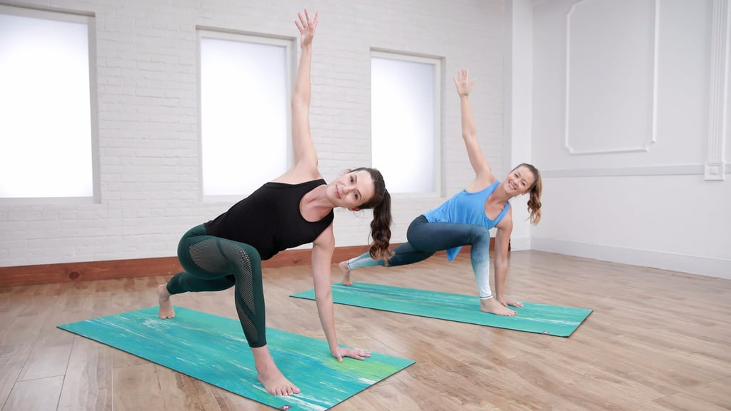 Stop Your Stressin' With 30 Minutes of Chill Yoga