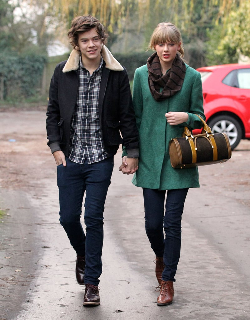 Taylor Swift and Harry Styles as a Couple | Pictures