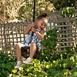 Riley Curry Models For Freshly Picked