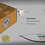 "Hunger Games ""Panem's Pantry Meal Kit"""