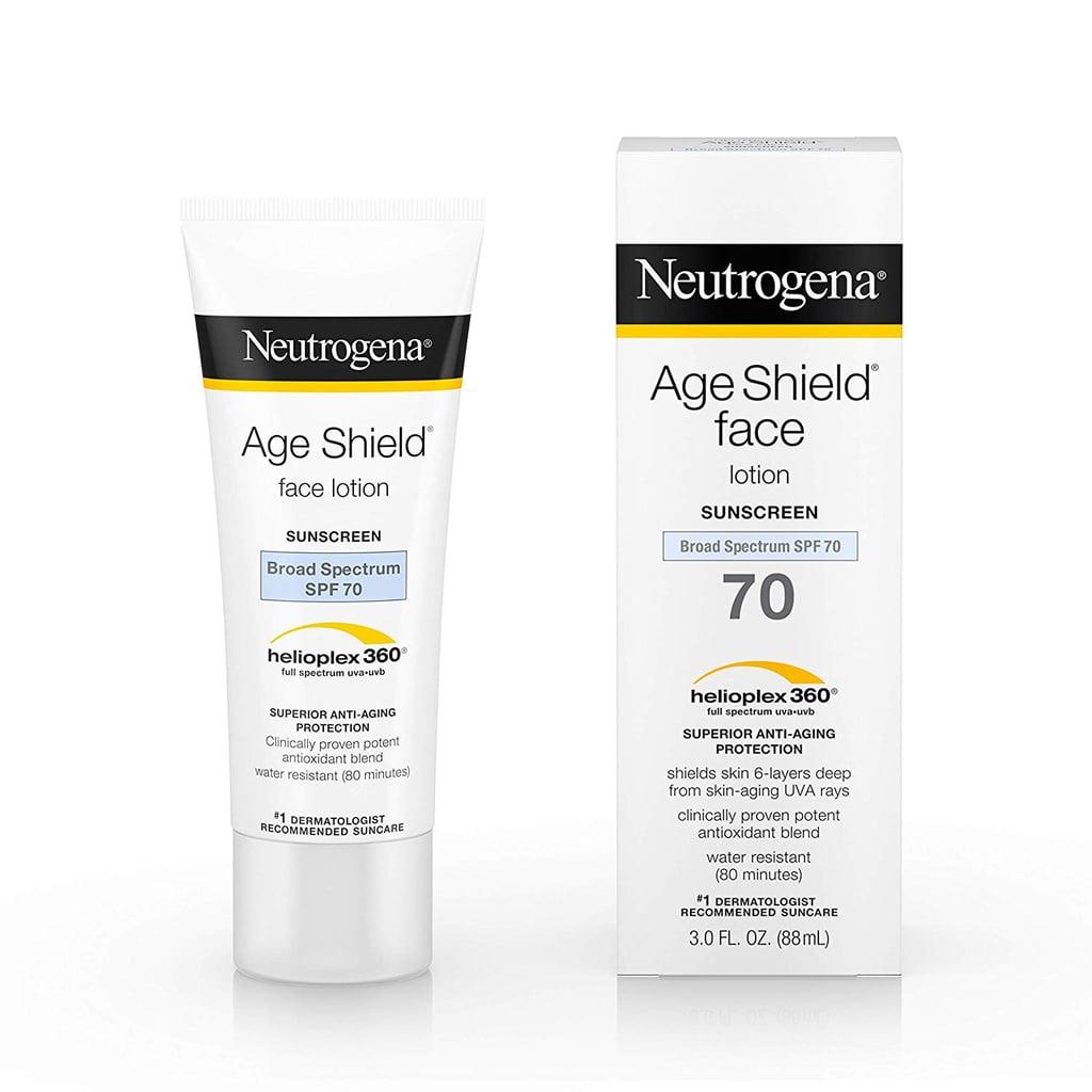 Neutrogena Age Shield Face Lotion Sunscreen SPF 70