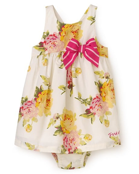 Juicy Couture Floral Dress and Bloomer ($78)