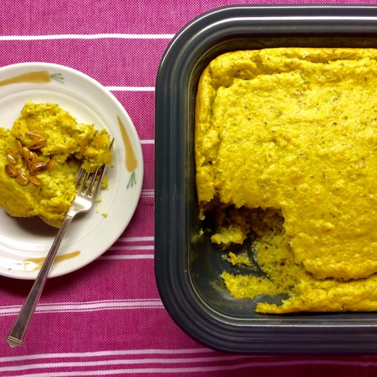Carla Hall's Pumpkin Spoon Bread Recipe