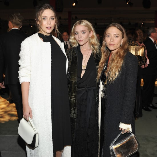 Elizabeth Olsen's White Coat at LACMA Art + Film Gala 2016