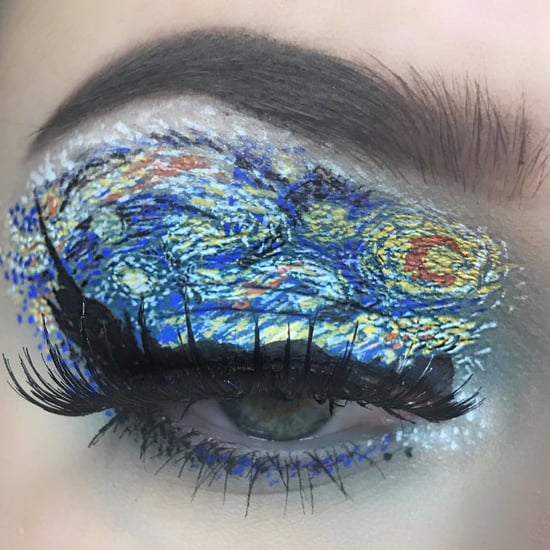 Eye Makeup Artwork | Stefania Atupe