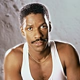 Denzel Washington in a Promotional Shot From the 1980s