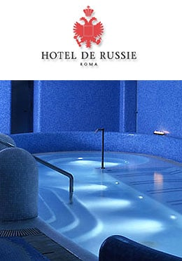 Hotel de Russie - Rome, Italy