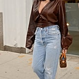How to Wear Jeans: Kourtney Kardashian