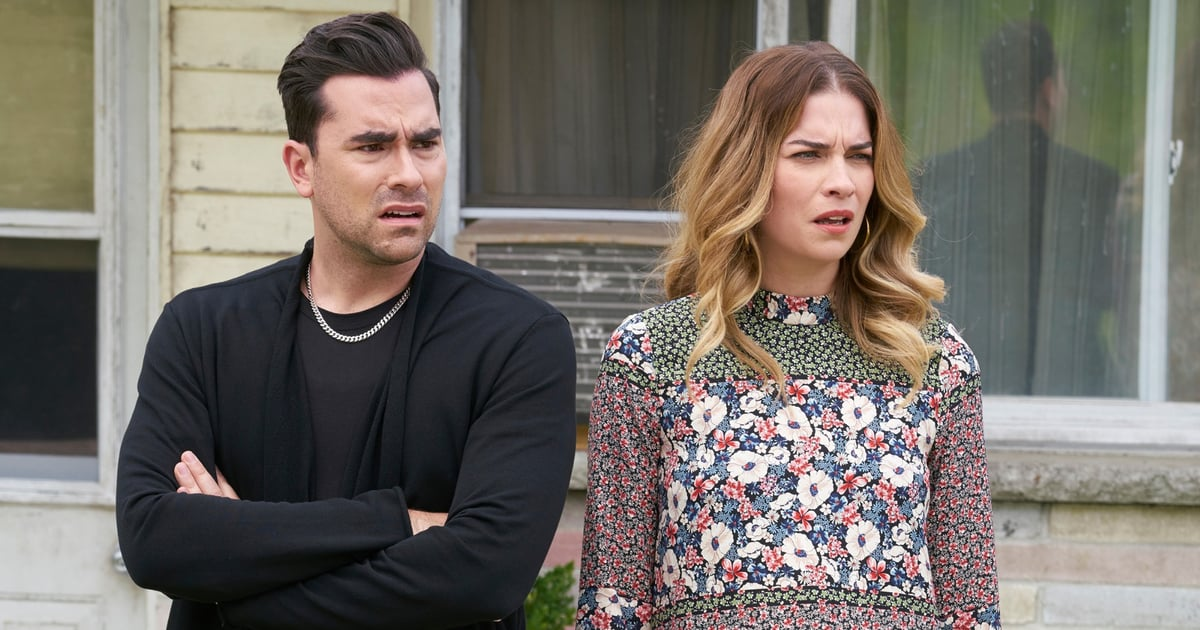 Yay, David! 10 Timeless Moments Between Alexis and David on Schitt's Creek