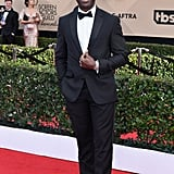 Sterling K. Brown = 6'0''