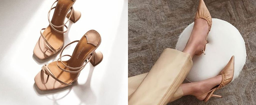 Shop the Best Nude Heels 2020