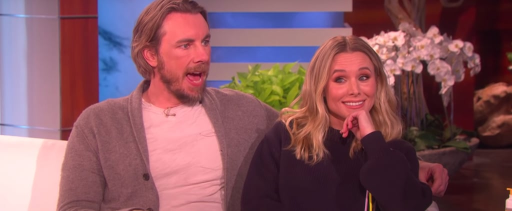 Kristen Bell and Dax Shepard Talking to Their Kids About Sex