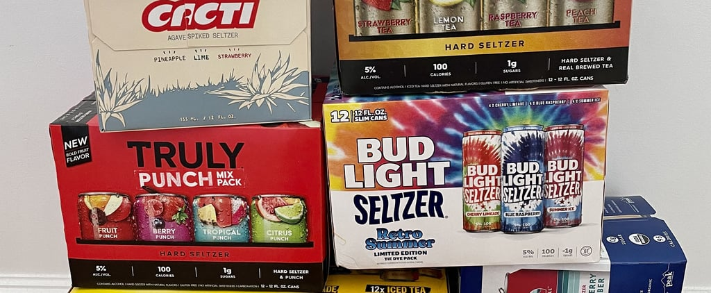 The Best Spiked Seltzers Reviewed by Editors For Summer 2021