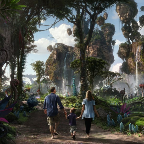 Pandora Avatar Land Preview For Disney Annual Passholders