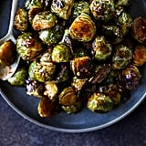 Sweet and Spicy Brussels Sprouts