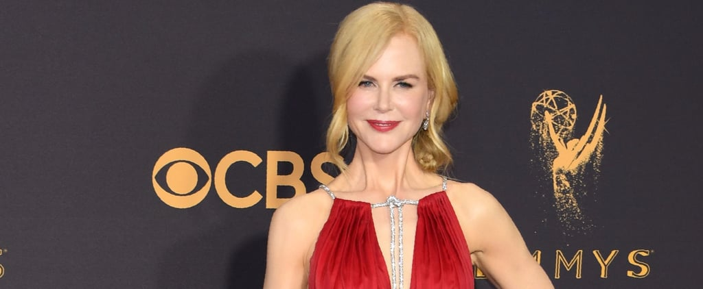 The Shape of Nicole Kidman's Dress Was Unexpected, But Perfect
