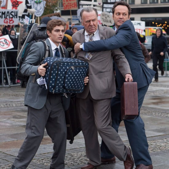 Unfinished Business Opening Weekend Box Office