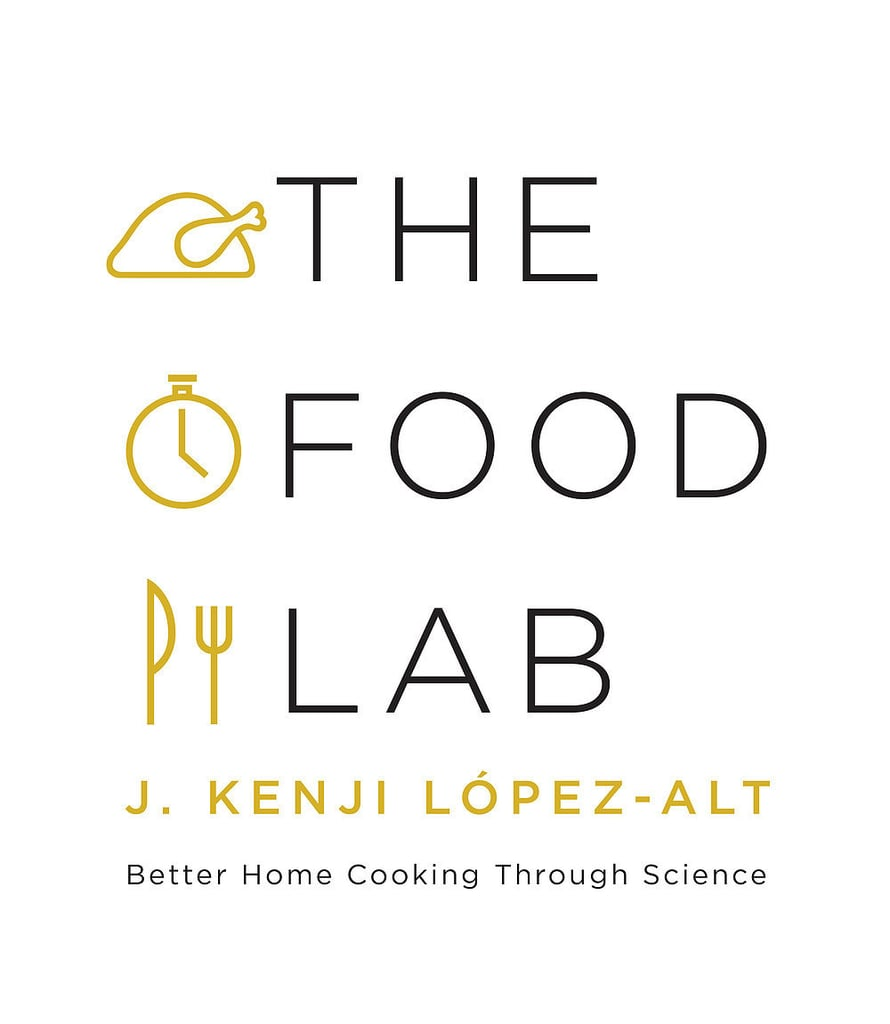 Under $50: The Food Lab Cookbook