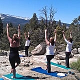 Big Bear Yoga Festival