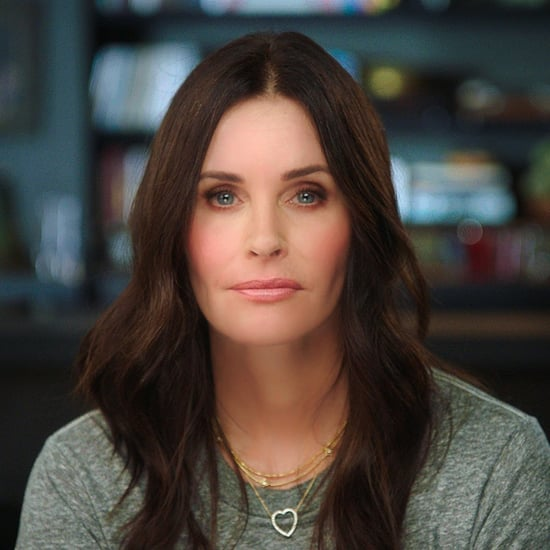 What Is Nine Months With Courteney Cox?