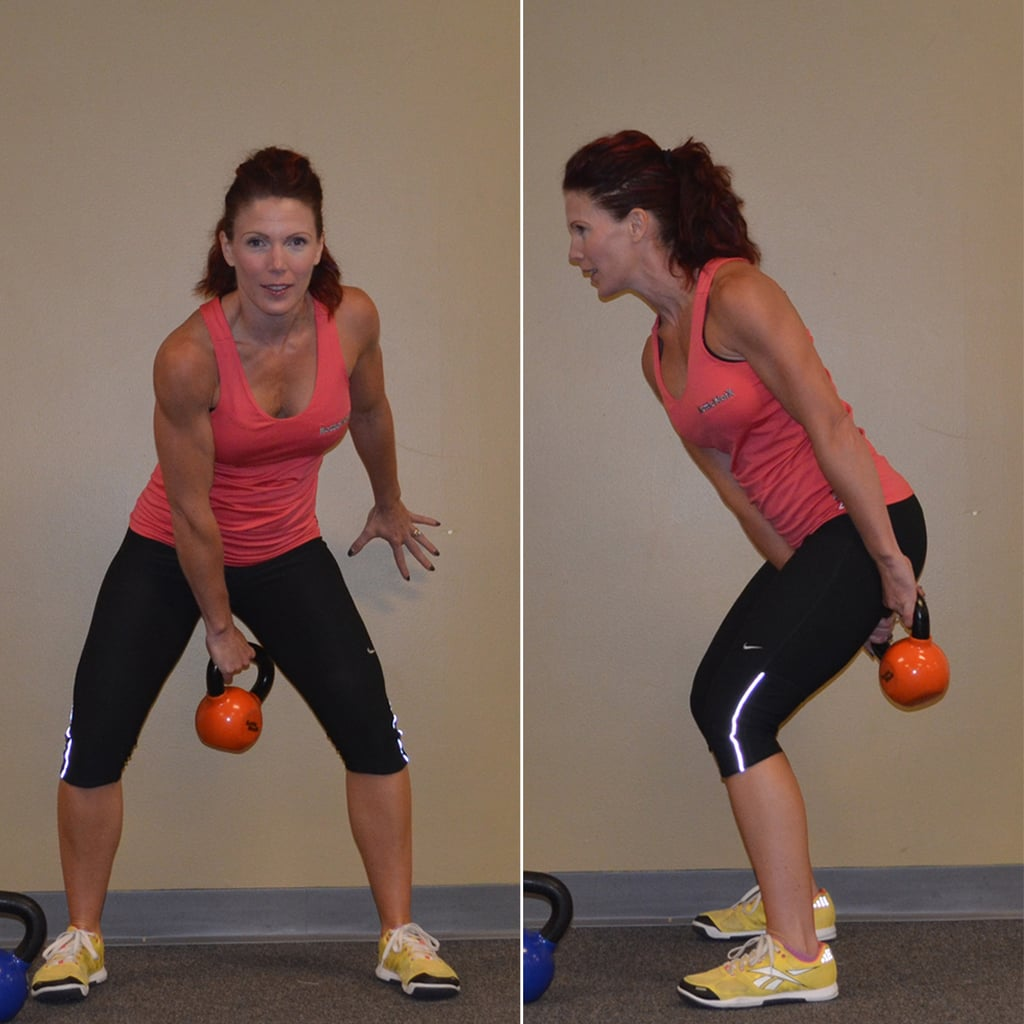 10 Best Kettlebell Exercises For Strong And Sculpted Abs: Want To Burn More Calories? Try This Kettlebell