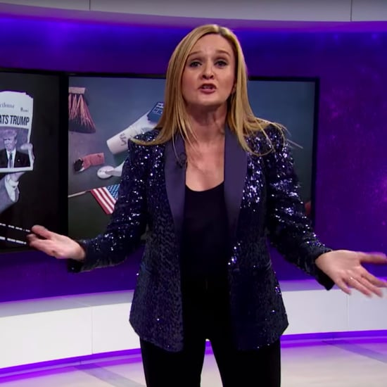 Samantha Bee Reaction to Donald Trump Winning the Presidency