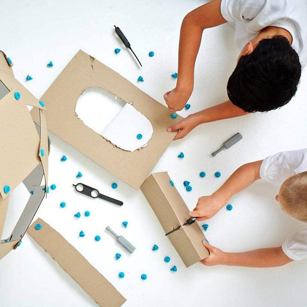 Cardboard Tool Kit