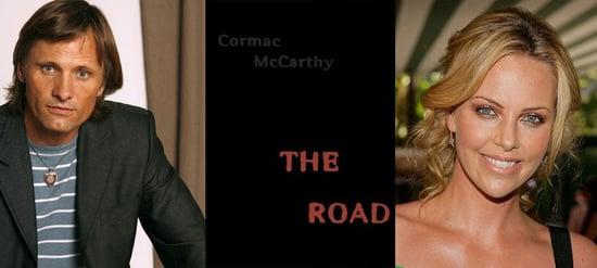 Charlize, Viggo Travel Cormac McCarthy's Road