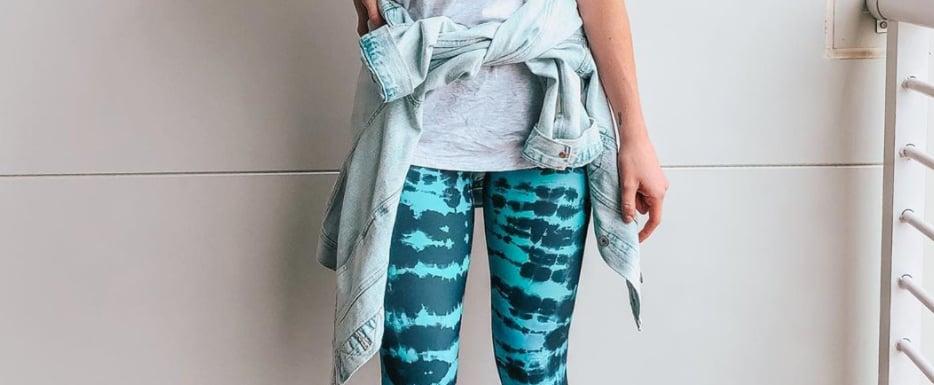Tie-Dye Leggings From Old Navy