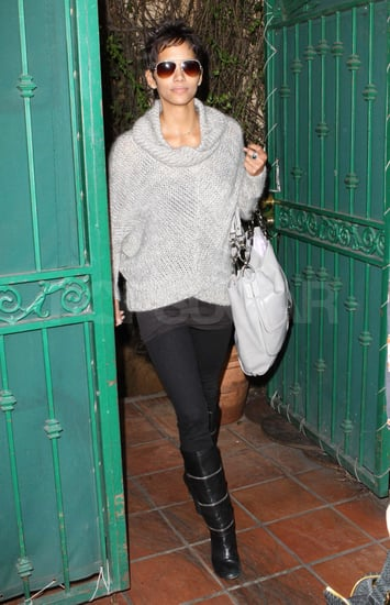 Pictures of Halle Berry Out in LA During Custody Drama