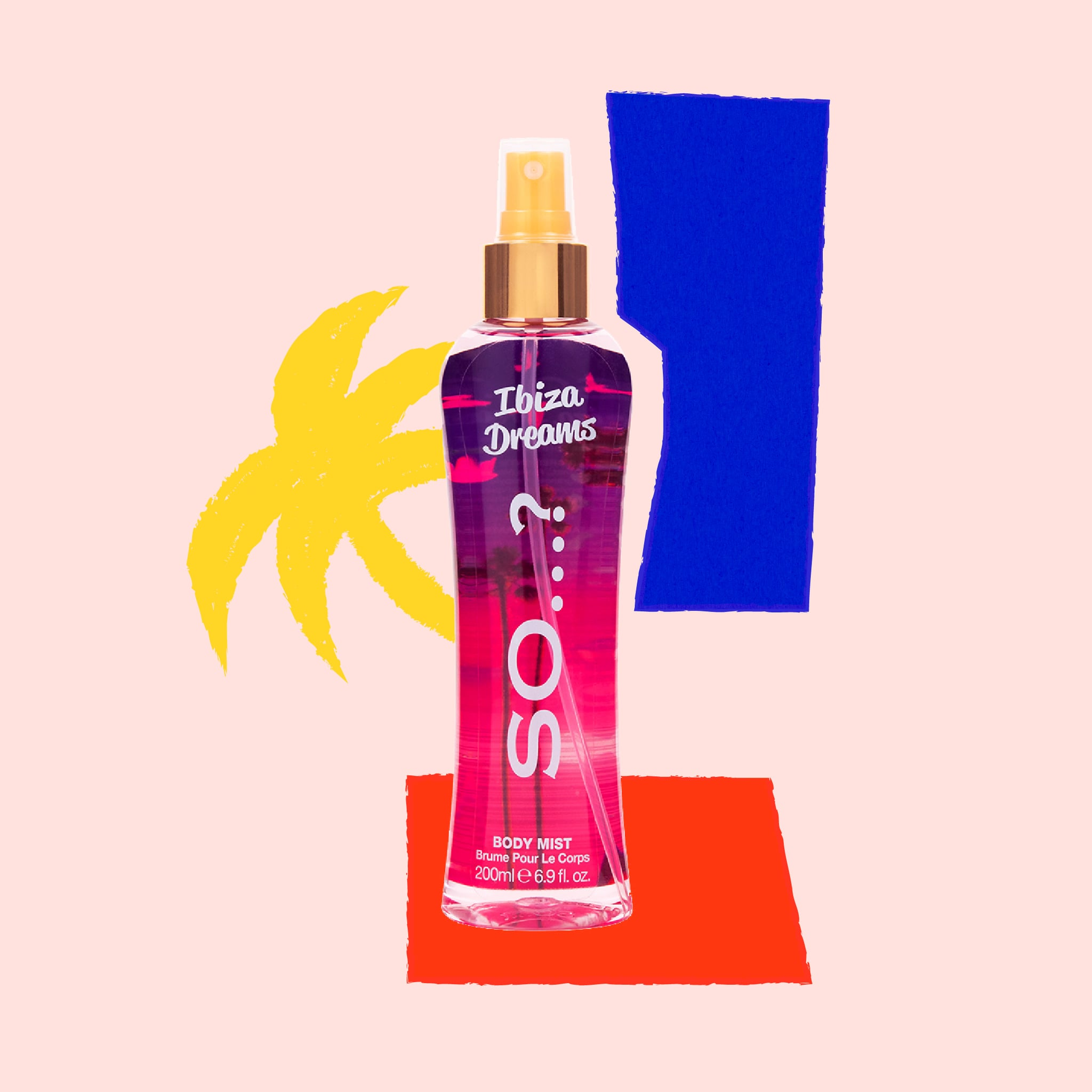 So…? Ibiza Dreams Body Mist