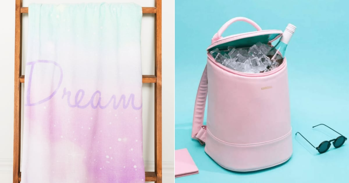 Make Summer as Dreamy as Can Be With These Beach-Bag Essentials For Each Disney Princess