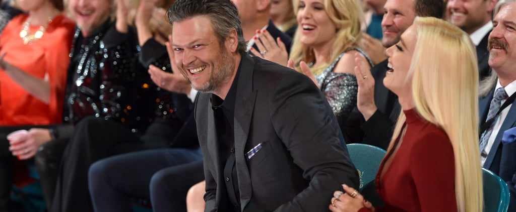Blake Shelton Tweet About Karma